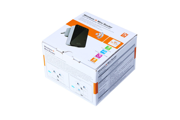 wlan repeater mini router wireless access point 300mbit wlan hotspot verst rker ebay. Black Bedroom Furniture Sets. Home Design Ideas