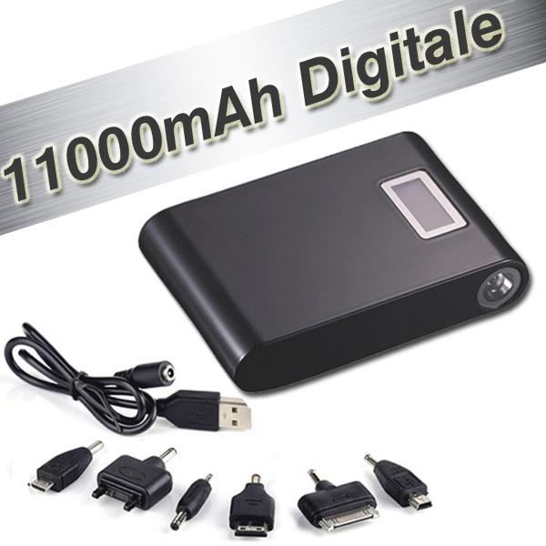 11000mAh-Power-bank-USB-Akku-Ladegeraet-Lade-Zusatzakku-fuer-iphone-4S-Samsung-S4